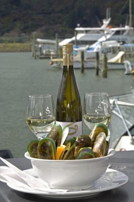 Mussels__Wine