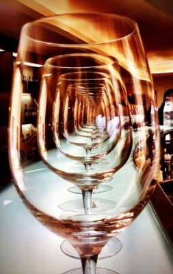 Reserve Wine glasses